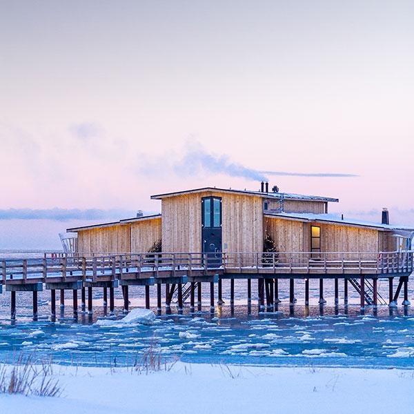 kallbadhuset båstad vinter