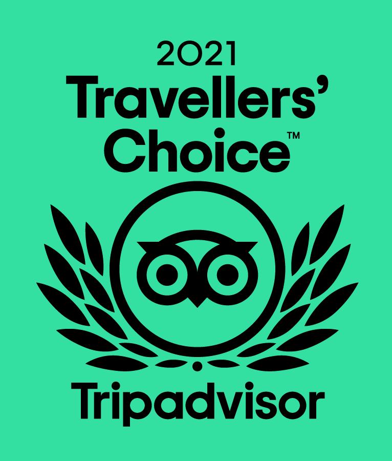 Tripadvisor vinnaremblem