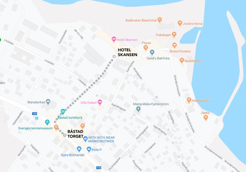 Tagsemester Ta Taget Till Bastad Hotel Skansen