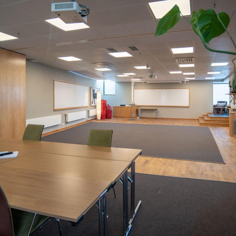 Konferenslokal Svea+Linnea, Skansen i Båstad